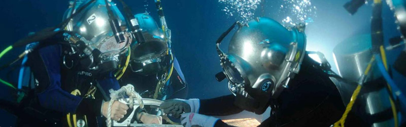 Commercial Diving 1